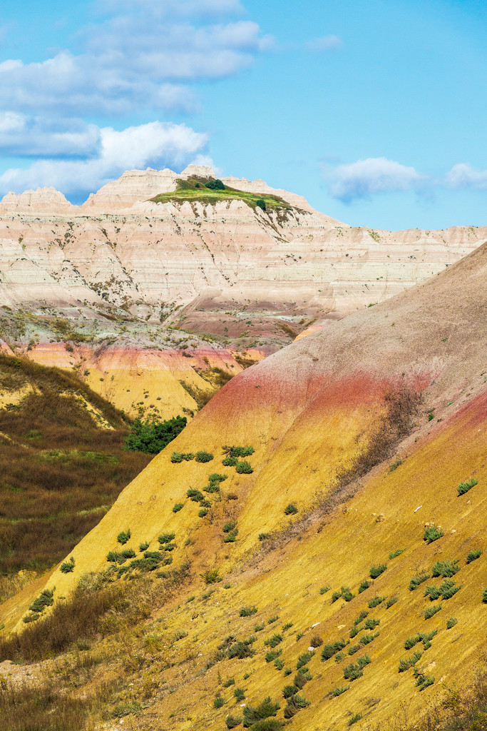 Pastels in the Badlands by photograndma