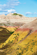 23rd Sep 2020 - Pastels in the Badlands
