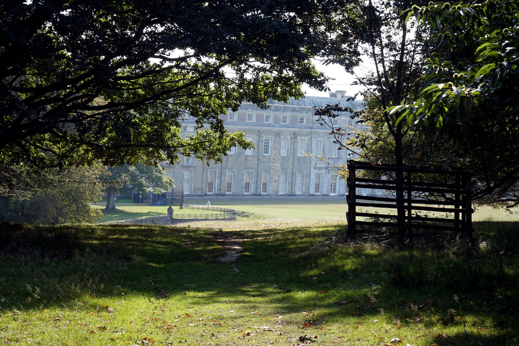Sept 21st  Petworth House by valpetersen