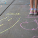 Chalk Games for Recess