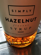 23rd Sep 2020 - S Is For Simply Hazelnut Sugar Free Syrup!