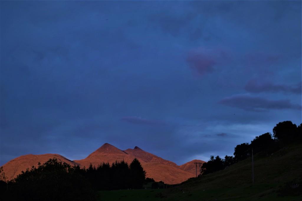 sunset by christophercox