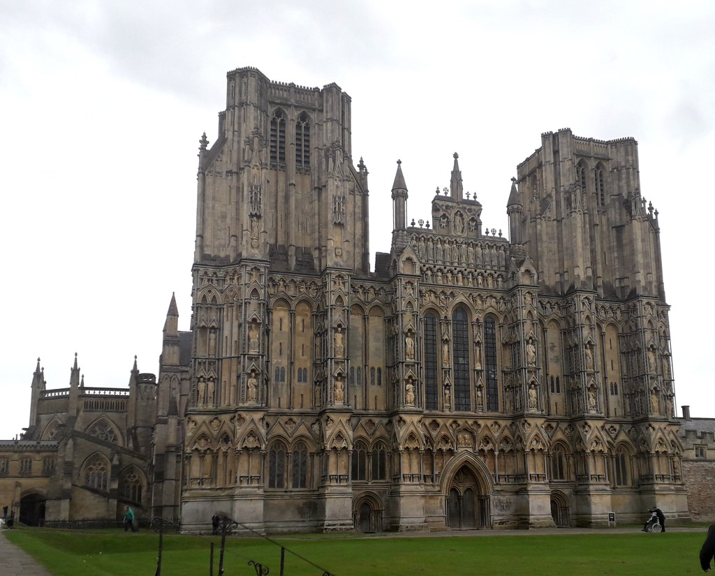 Wells Cathedral by mave