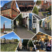 24th Sep 2020 - Impression of Doesburg