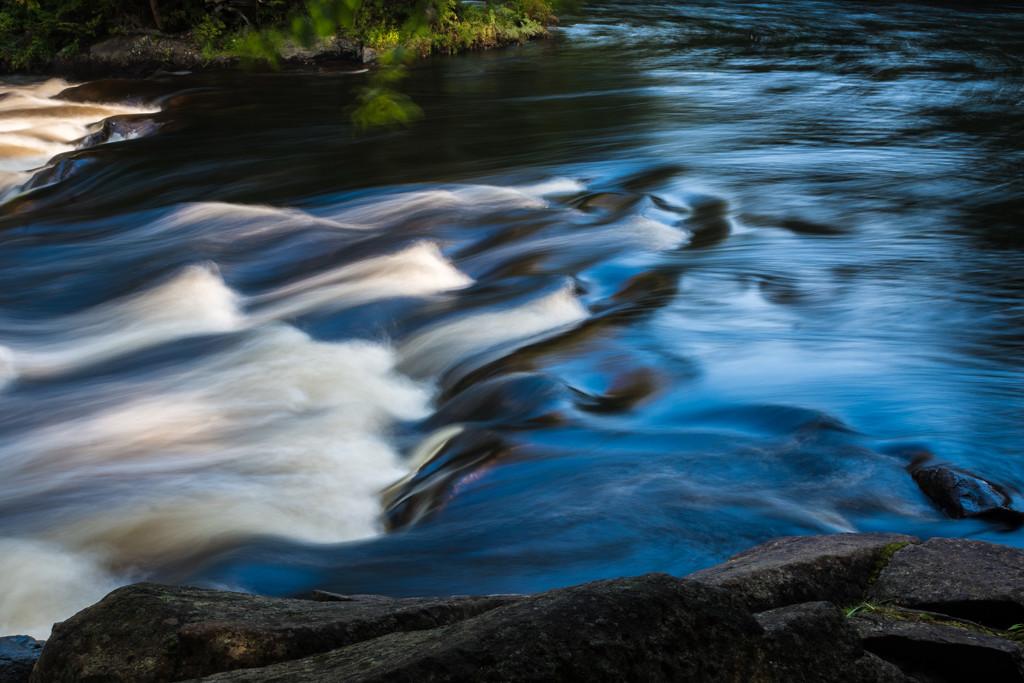 Ragged Falls by mgmurray
