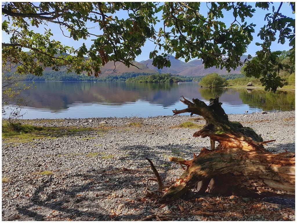 A sunny stroll around Derwentwater by lyndamcg