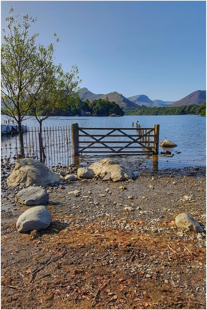 This must be one of the most photographed scenes in Keswick! by lyndamcg