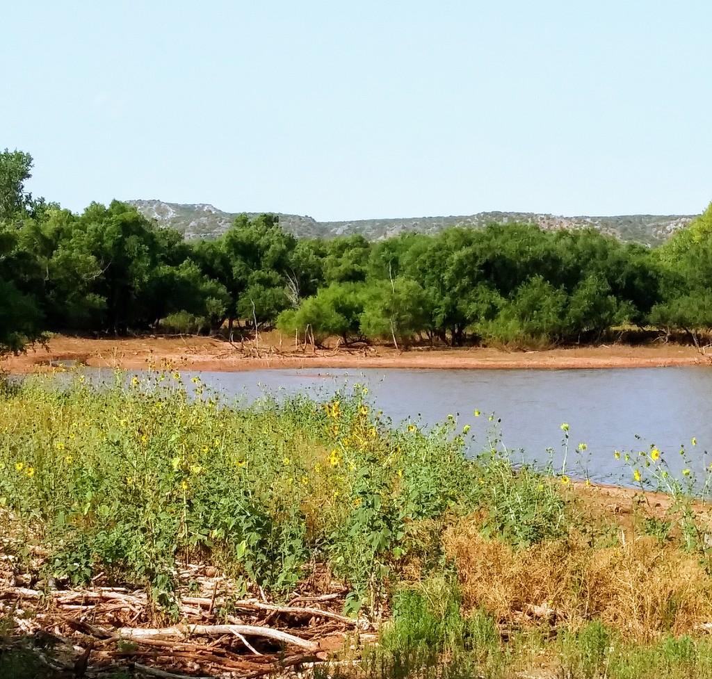 Lake Meredith 2 by missjenn