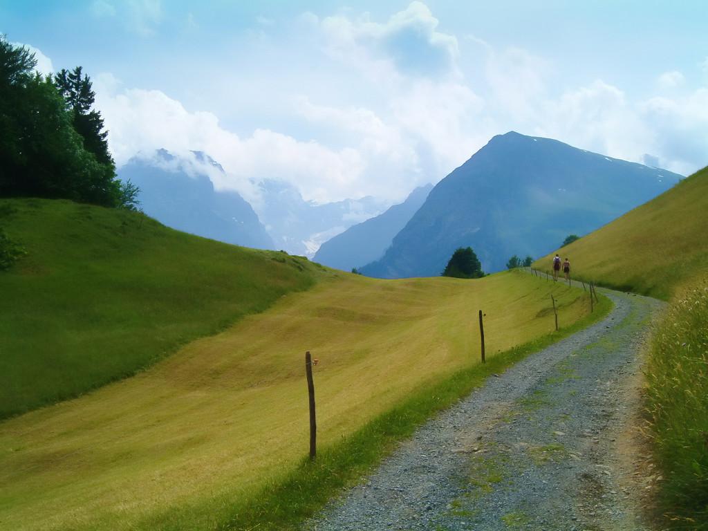 Braundwald Ridge Walk  by shepherdmanswife
