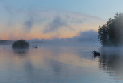 19th Sep 2020 - Misty Morning on Lake Opeongo