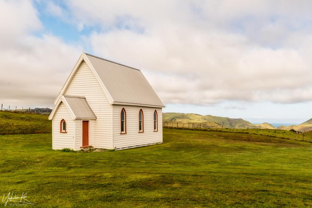 KoheKohe Church by yorkshirekiwi