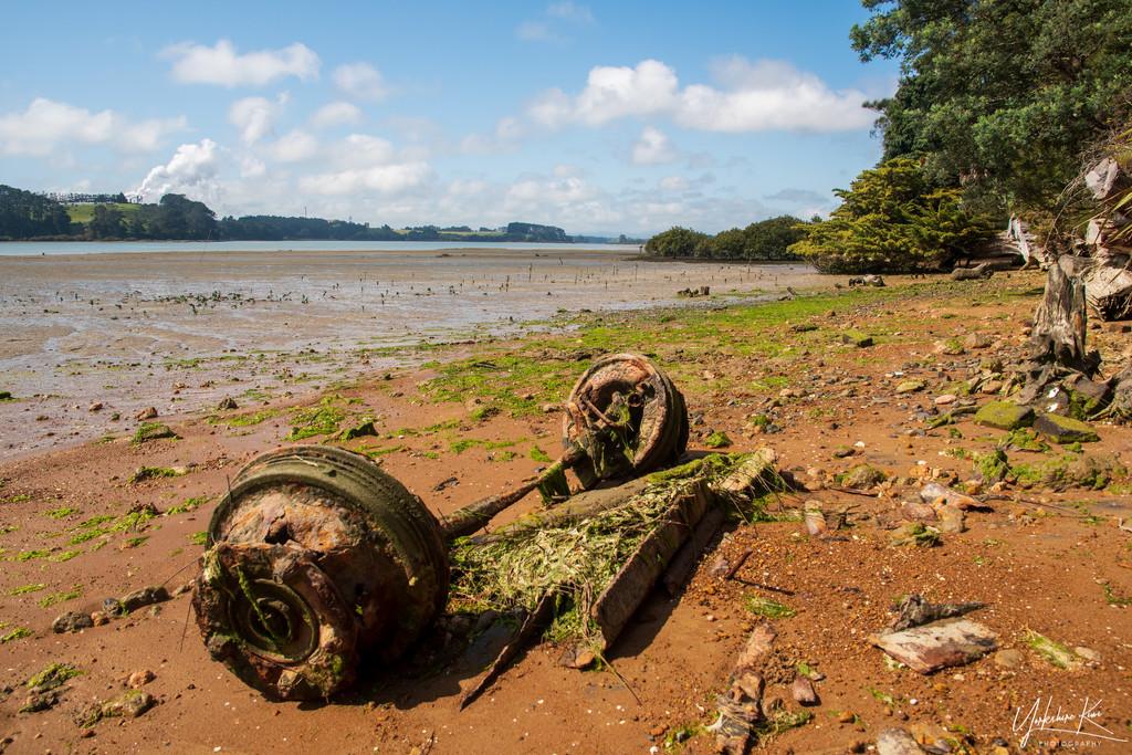 rusting wheels by yorkshirekiwi