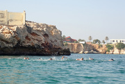 25th Sep 2020 - Beach to beach swim