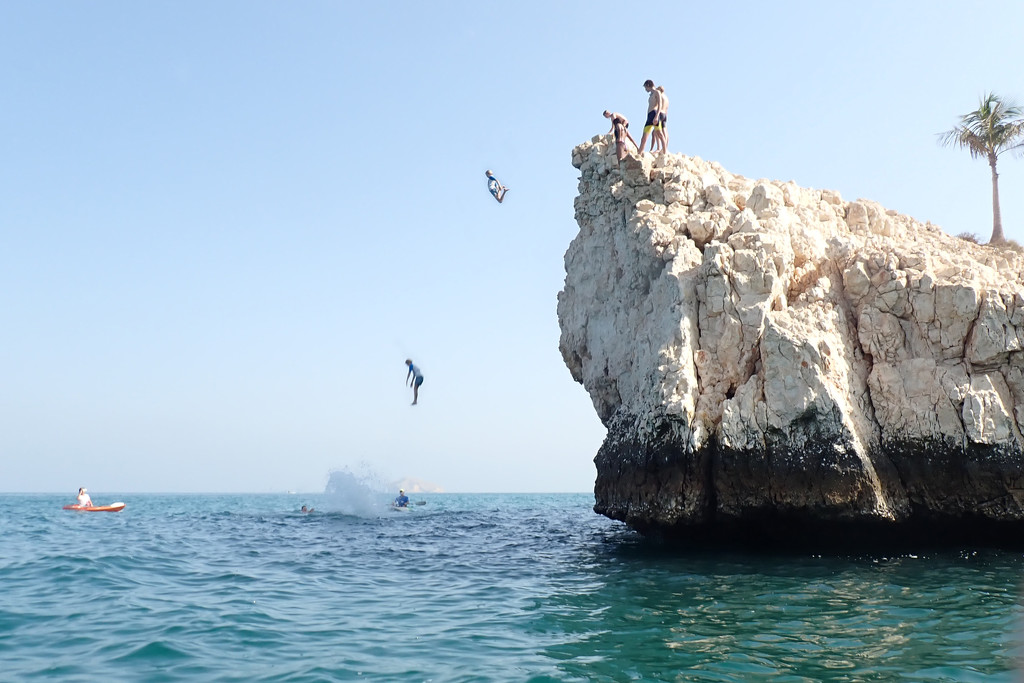 Jumping!  by ingrid01