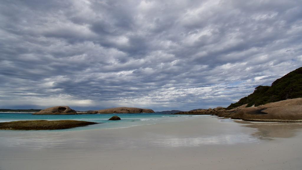 Sea And Sky....DSC_1862 by merrelyn