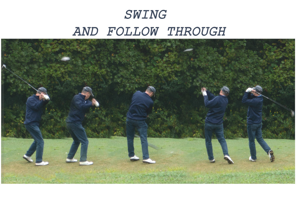 Swing and Follow Through by randystreat