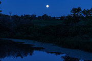 30th Aug 2020 - Blue Hour at the Creek