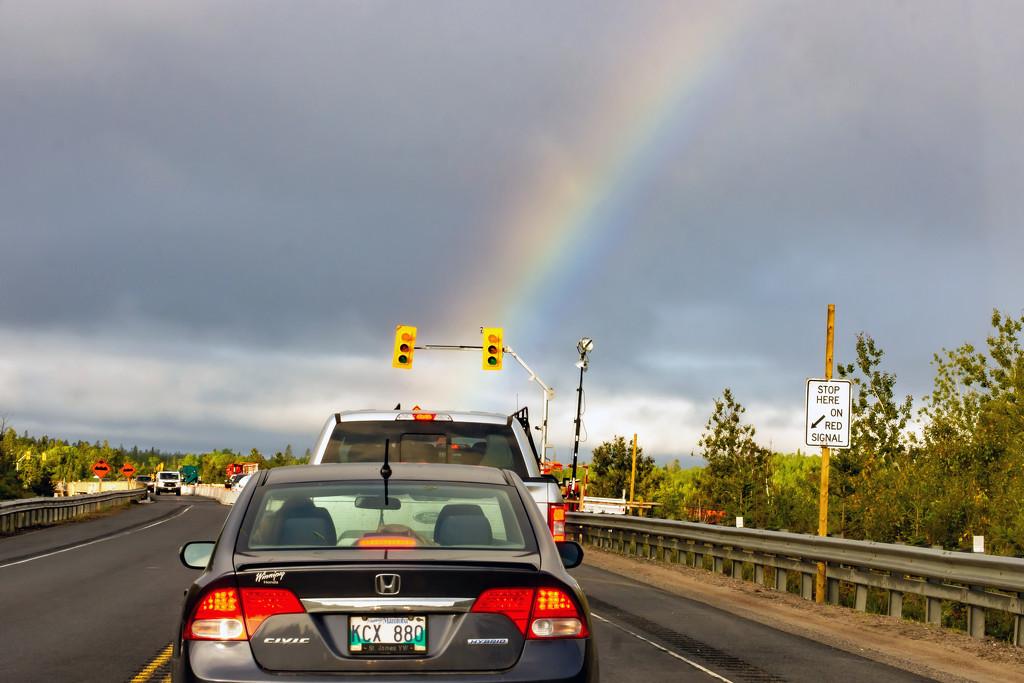 52 Week Challenge - Rainbow by farmreporter