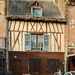 Half timbered house by momamo