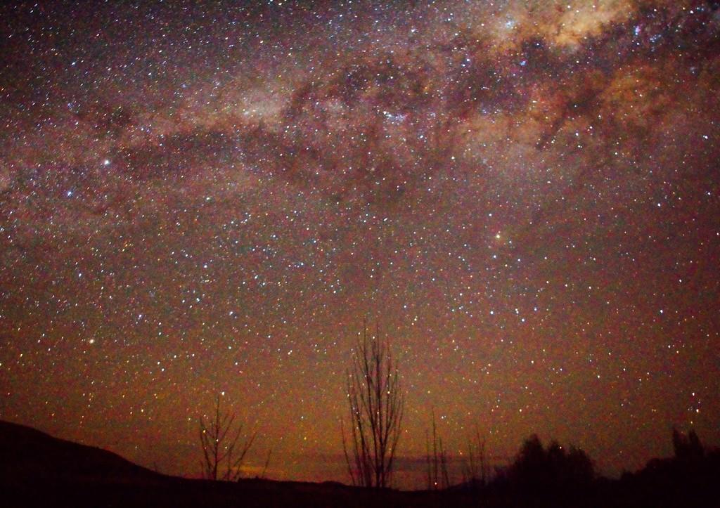 Milky Way  by kiwinanna