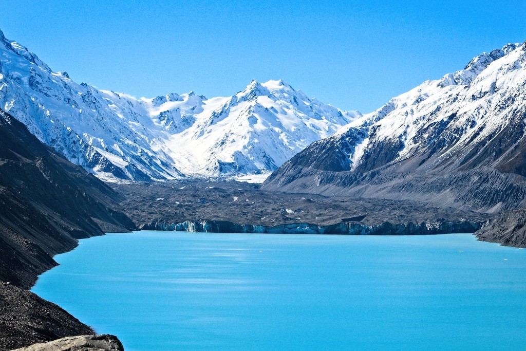 Tasman Glacier adventure by kiwinanna