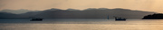 25th Sep 2020 - Lake Champlain panorama