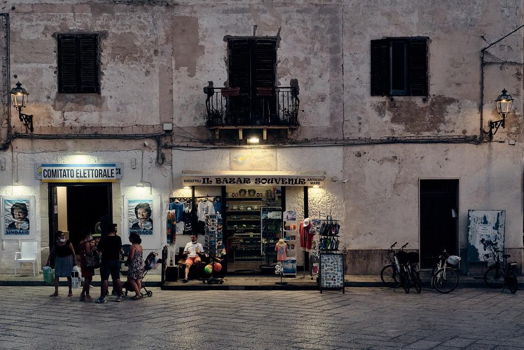 Sicilian night by stefanotrezzi