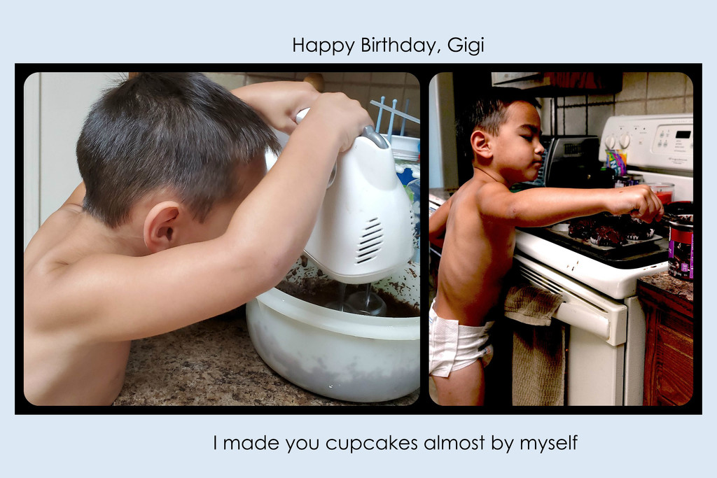 Happy Birthday to Me by milaniet
