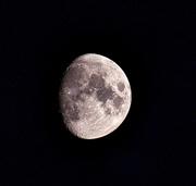 27th Sep 2020 - moon