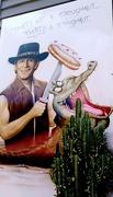 27th Sep 2020 - Wall art Kenilworth Queensland