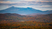 27th Sep 2020 - Mount Mansfield, from Mount Philo