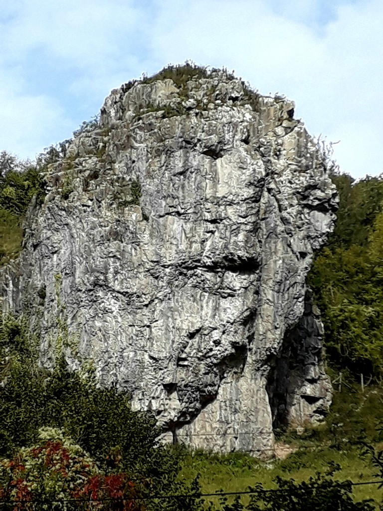 Lion Rock, Cheddar Gorge by mave