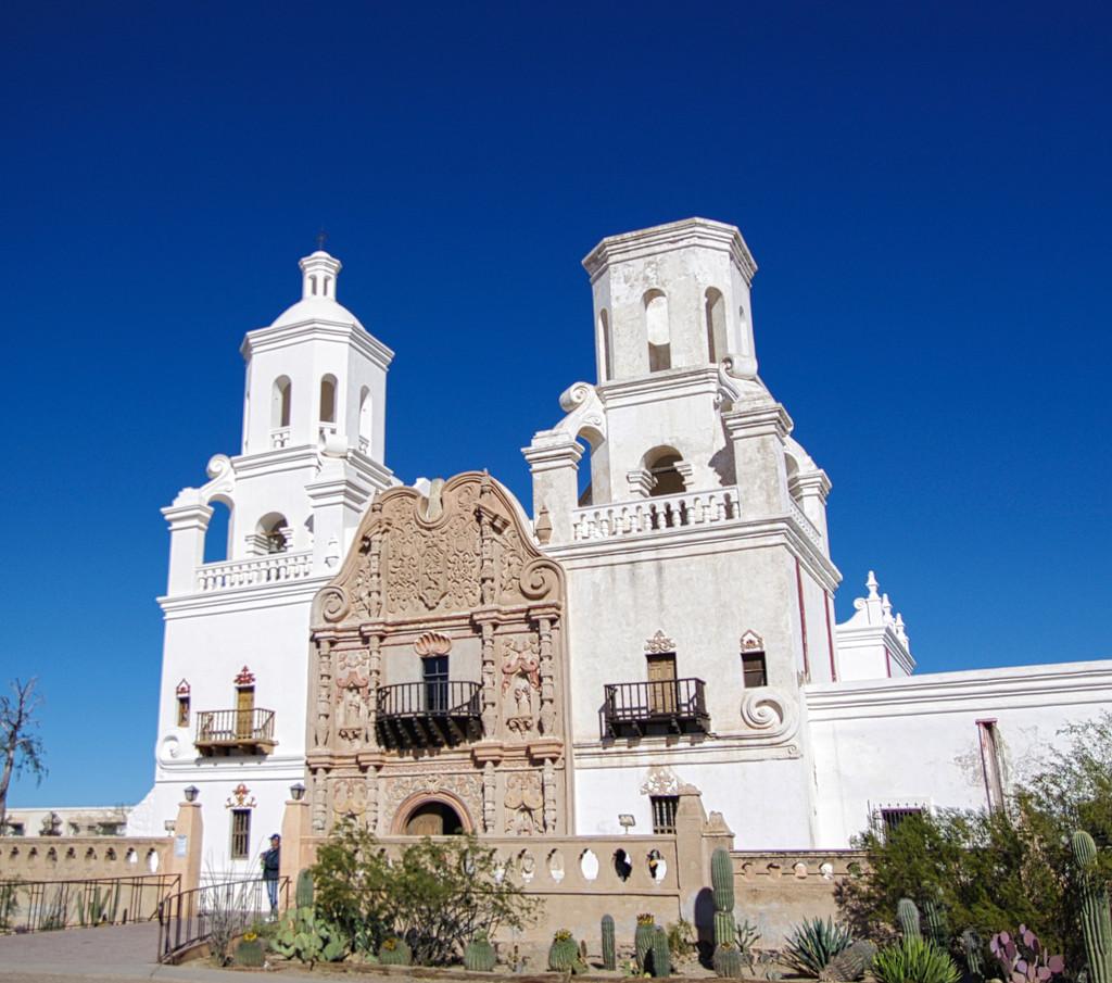 San Xavier del Bac by eudora