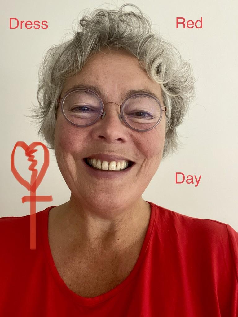 Dress Red Day 💔 by stimuloog