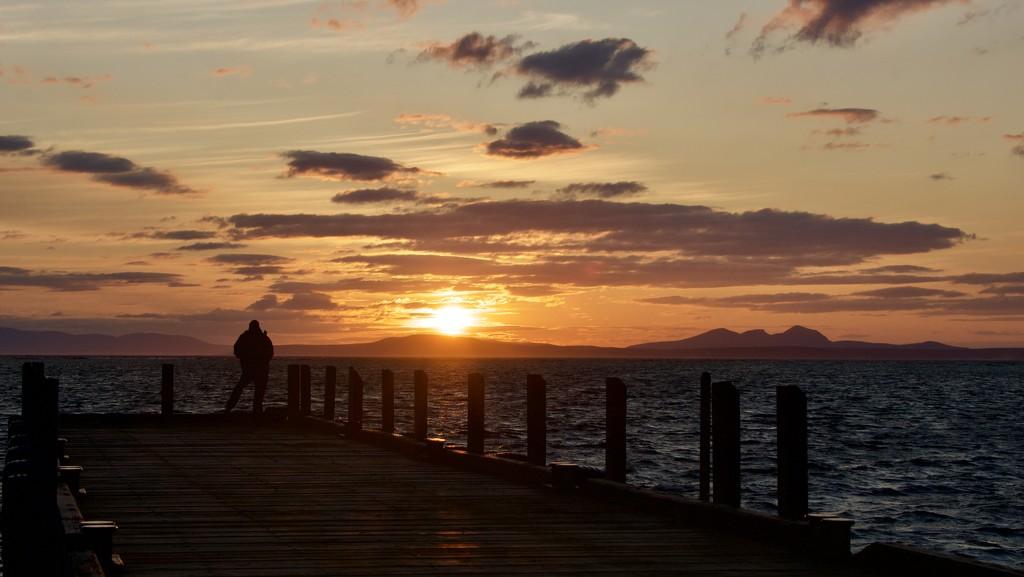 Tonight's Sunset DSC_2048 by merrelyn