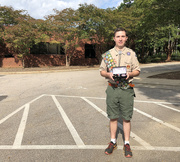 28th Sep 2020 - Eagle Scout credentials