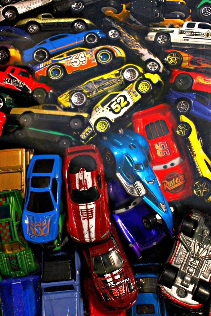 Cars by judyc57