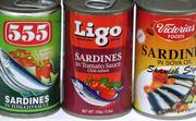 29th Sep 2020 - Sardines