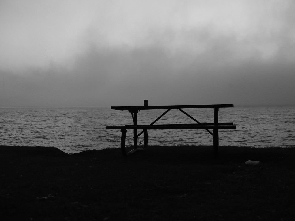 picnic table (SOOC) by northy