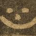 Footpath smiley
