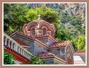 30th Sep 2020 - Agios Georgios Monastery,Selinari,Crete