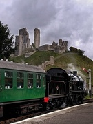 30th Sep 2020 - Steam Train to the Sea Side