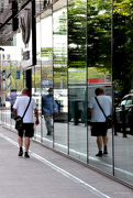 16th Sep 2020 - Street reflection