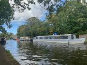 30th Sep 2020 - Lancaster canal, Garstang.