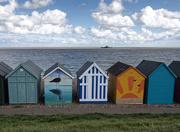 28th Sep 2020 - 0929 - Beach Huts at Herne Bay