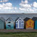 0929 - Beach Huts at Herne Bay
