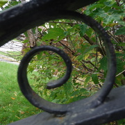 30th Sep 2020 - Railing