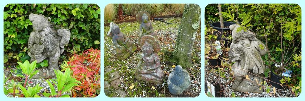 statuettes by gijsje