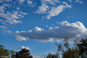 30th Sep 2020 - Late fall afternoon sky