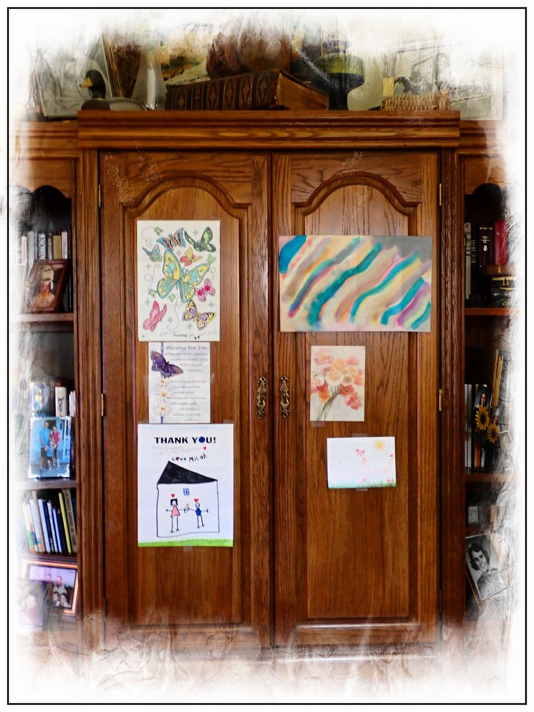 The Get Well Gallery by olivetreeann